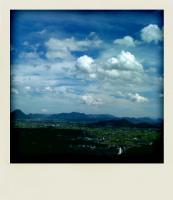 金比羅山頂上
