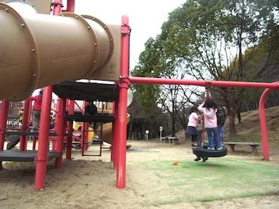 公園で2012春